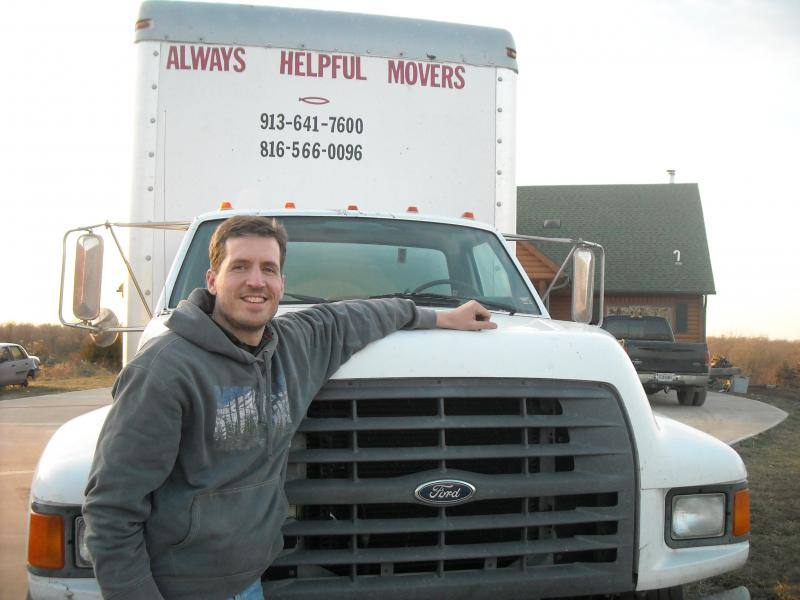 moving company owner